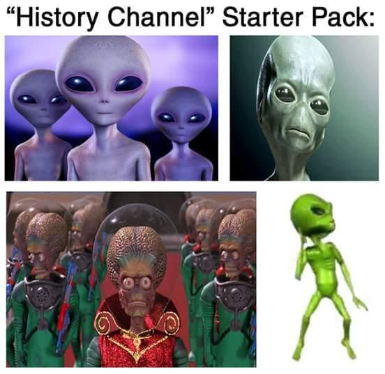 Aliens y la voz de Don Sangren - meme