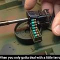 a little bit of terror
