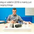 Technology draining me