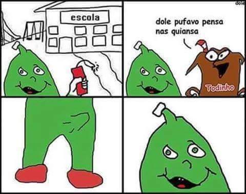Dawnlinho - meme