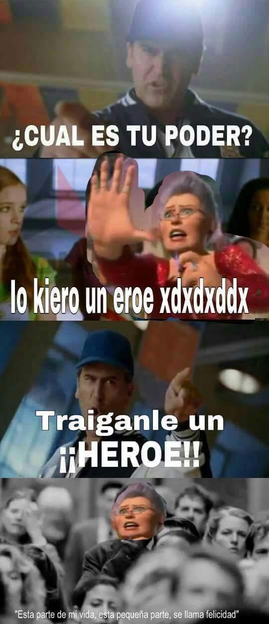 HEROE!! - meme