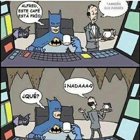 Alfred :'v - meme