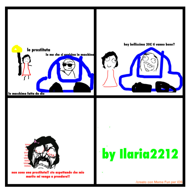 Fumetto #2 - meme