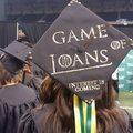 A graduate always pays their debts