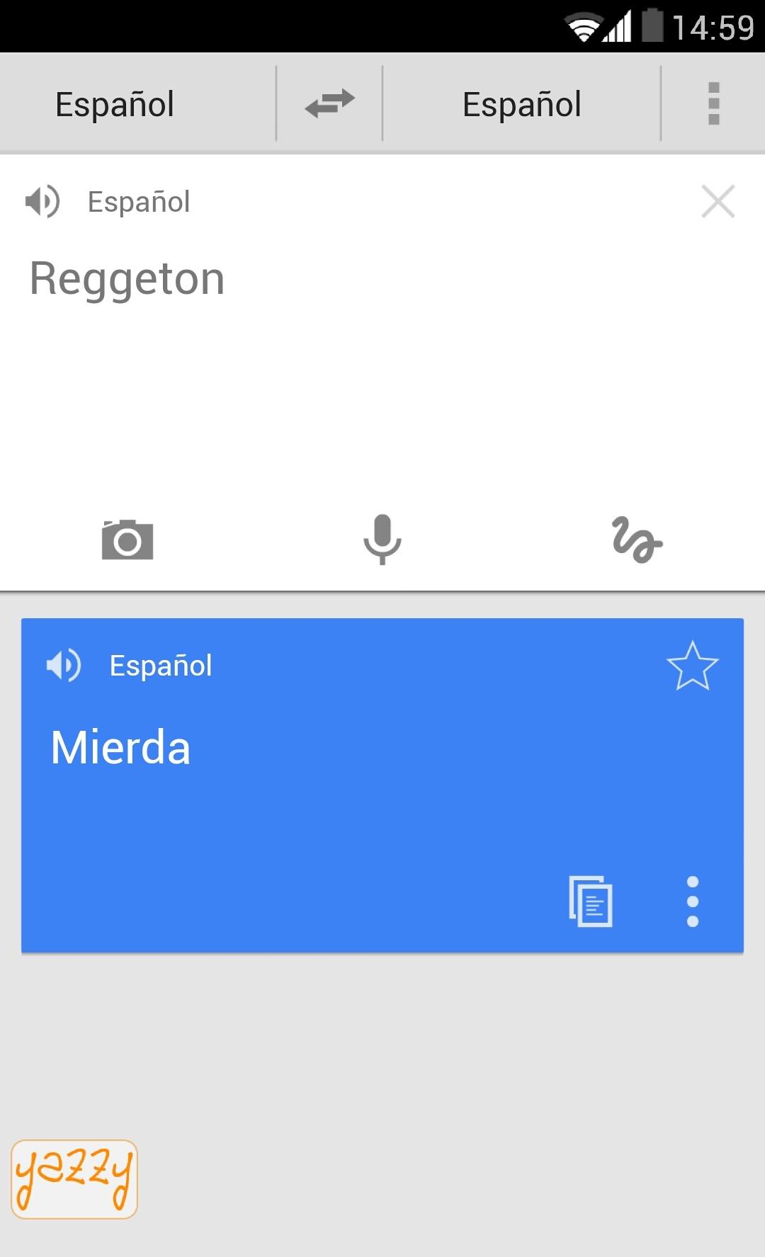Traductor de Google sabeee - meme