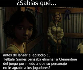 Clementine :') - meme