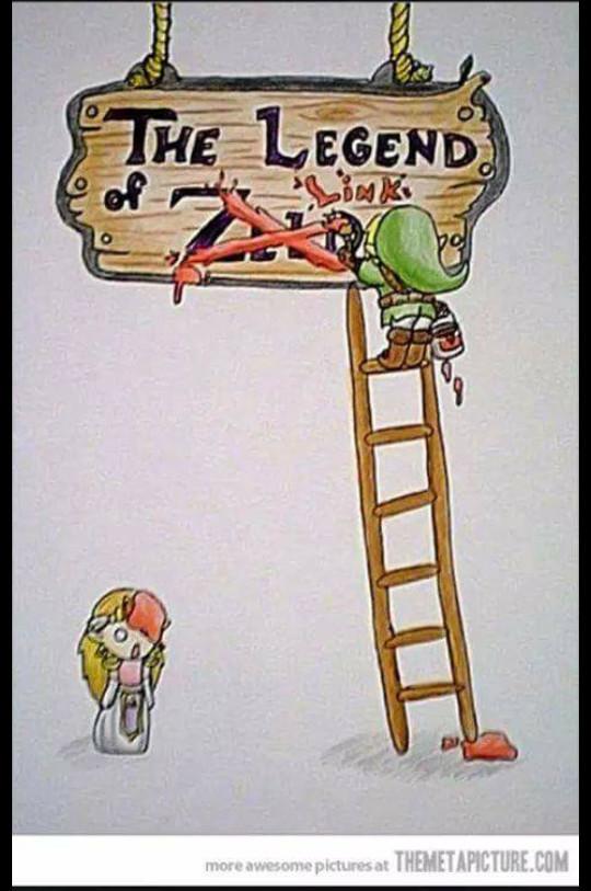Link!! - meme