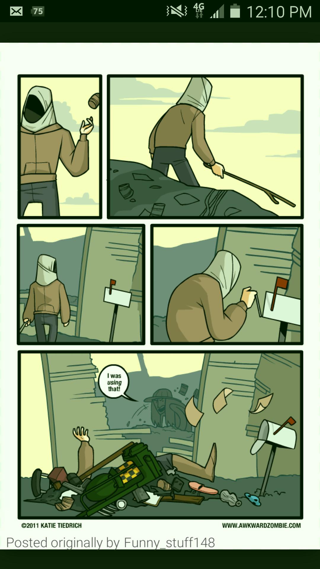 Follow for Fallout memes