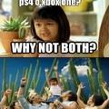 Perche` non entrambi?