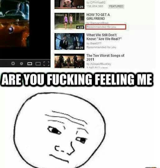 Why YouTube, why - meme