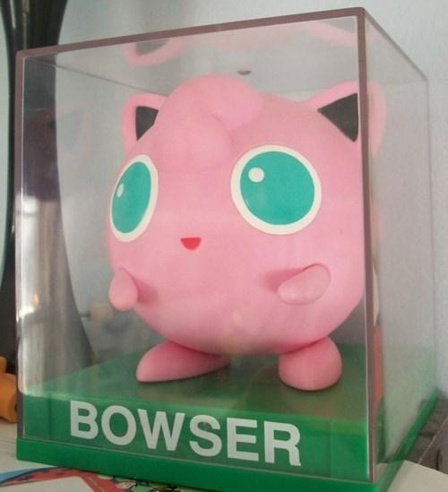 Bowser c'est un peu laissé aller... - meme