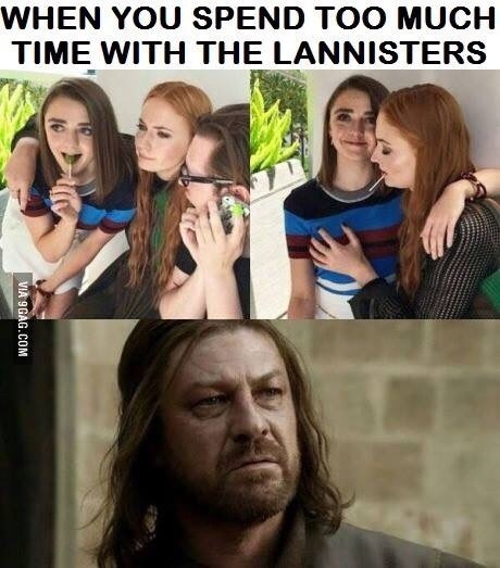Sean bean be like ' bitches not while my head is stil stuck on the pine stick' - meme