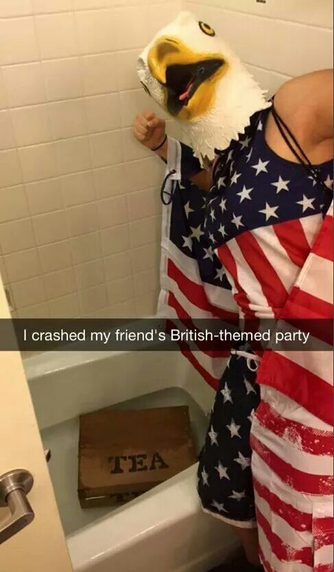 So much freedom in one picture - meme