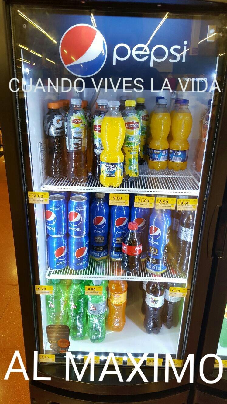 LA Coca rebelde