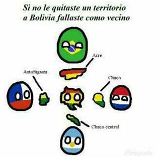 Aguante Bolivia - meme