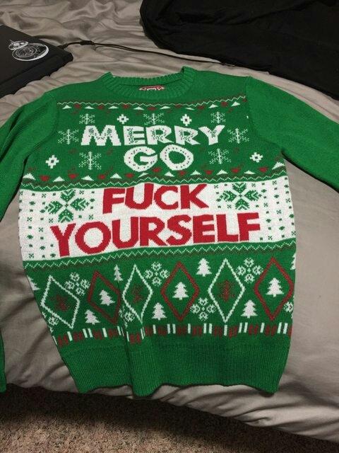 Sweater - meme