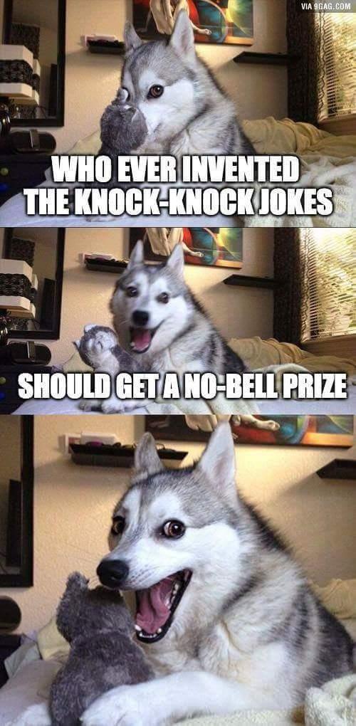 Bad pun - meme