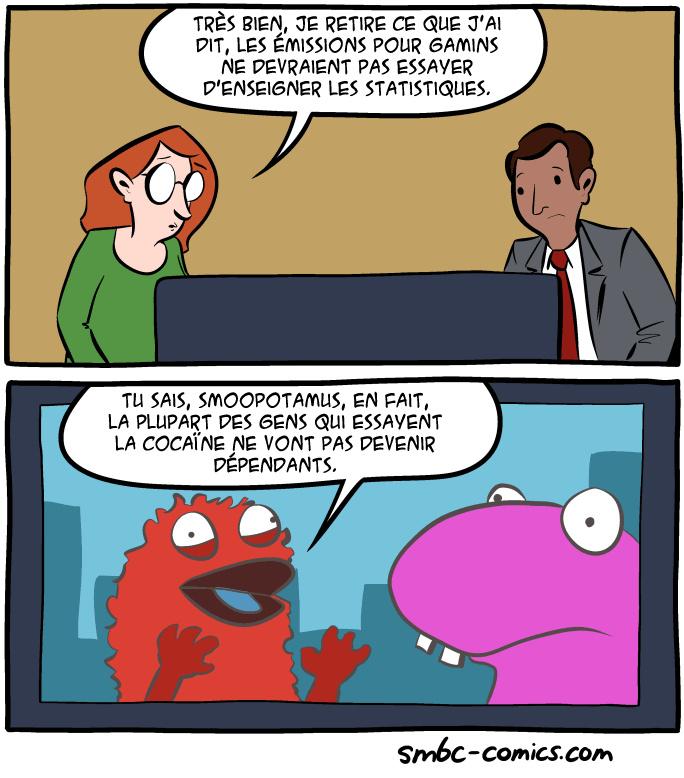 Les stats expliquées aux enfants - meme