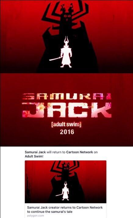 SAMURAI JACK!!!! - meme