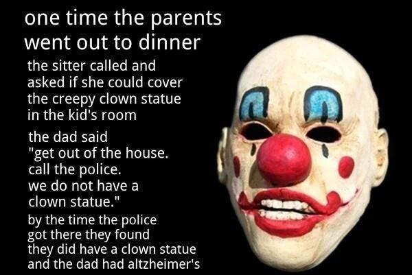 Clowns - meme
