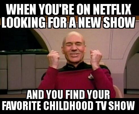 Favorite childhood TV show?? - meme