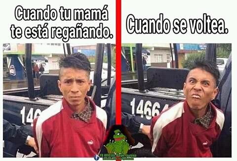 LAS CARAS DE CULO - meme