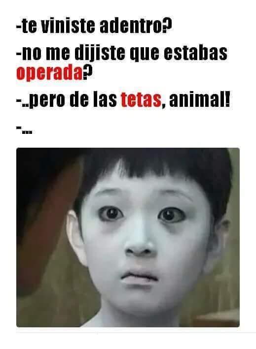 Animaall >:v - meme