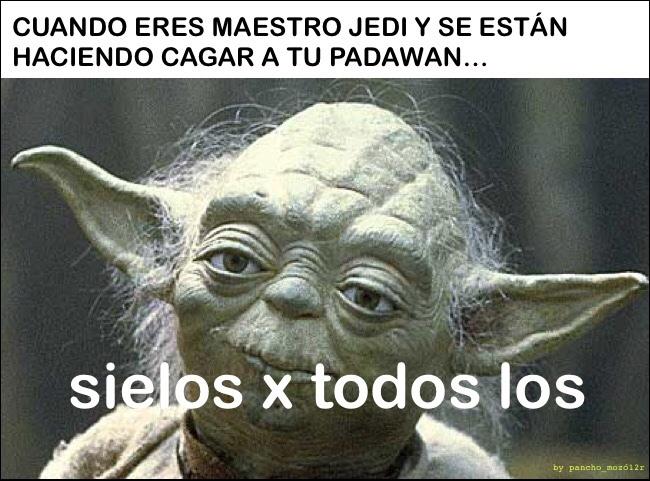 Oh, chispas… - meme