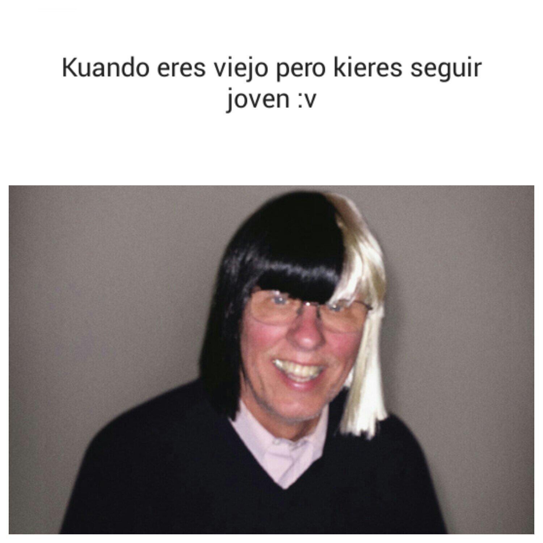 :'v Sia xddd - meme