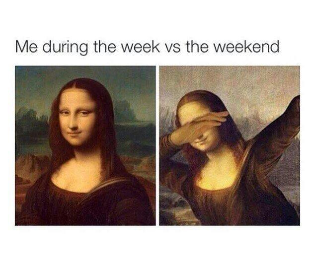 Mona lisa vs Harley quinn - meme