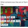 Team Iron-Man ftw