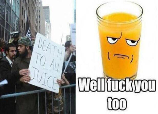 Juice - meme
