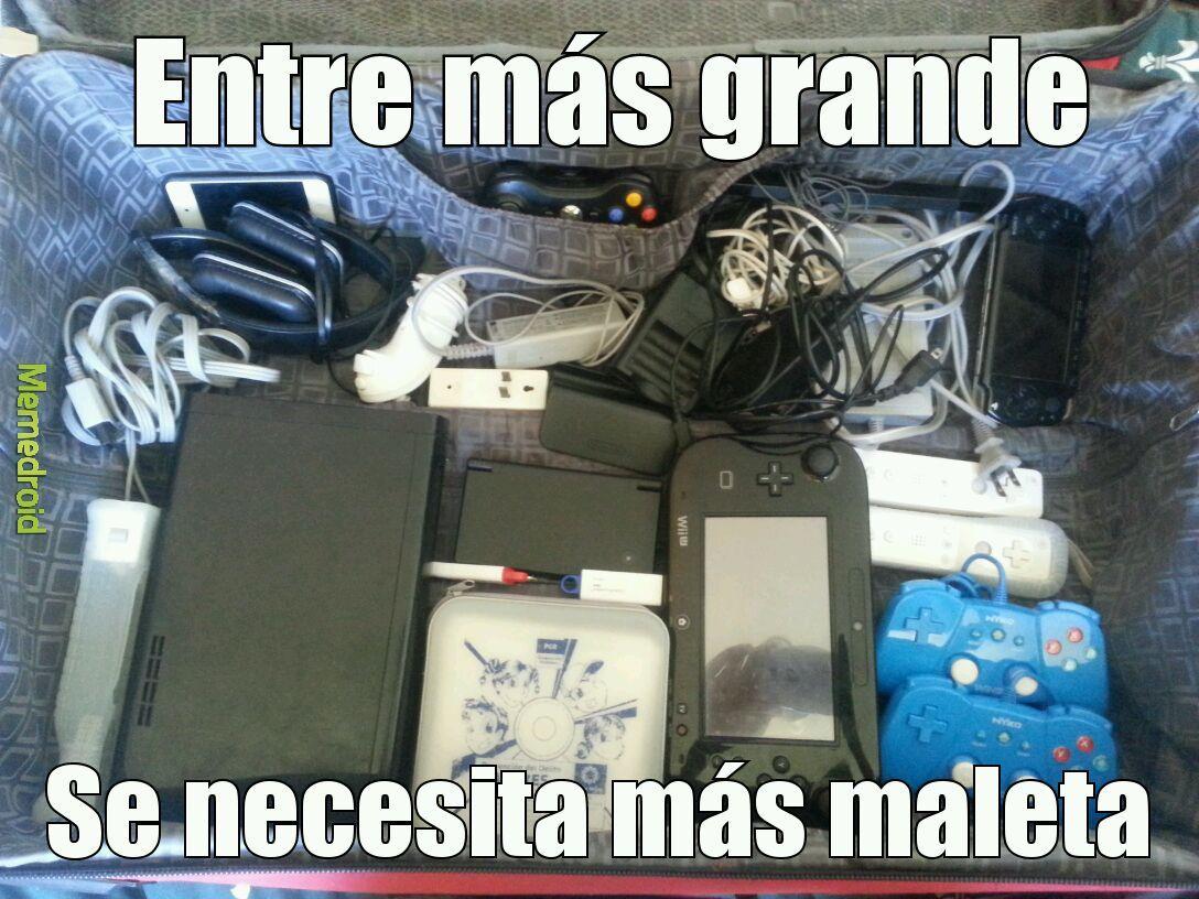 Puedes encontrar el PSP? - meme