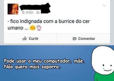 Português LvL 1 - meme