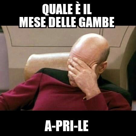 A-PRI-LE - meme