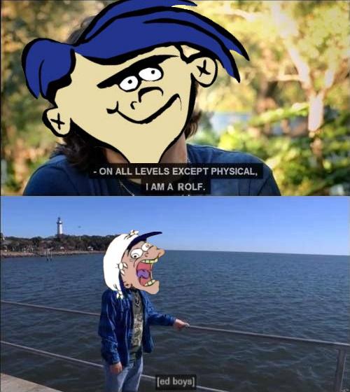 Ed boy's! - meme