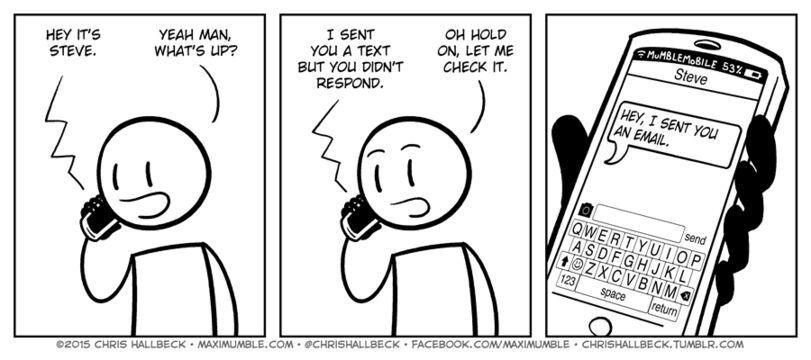 the modern day conversation - meme