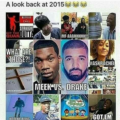 Looking Back - meme
