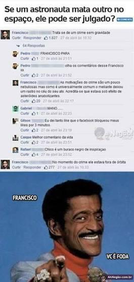 Francisco mito #3 - meme