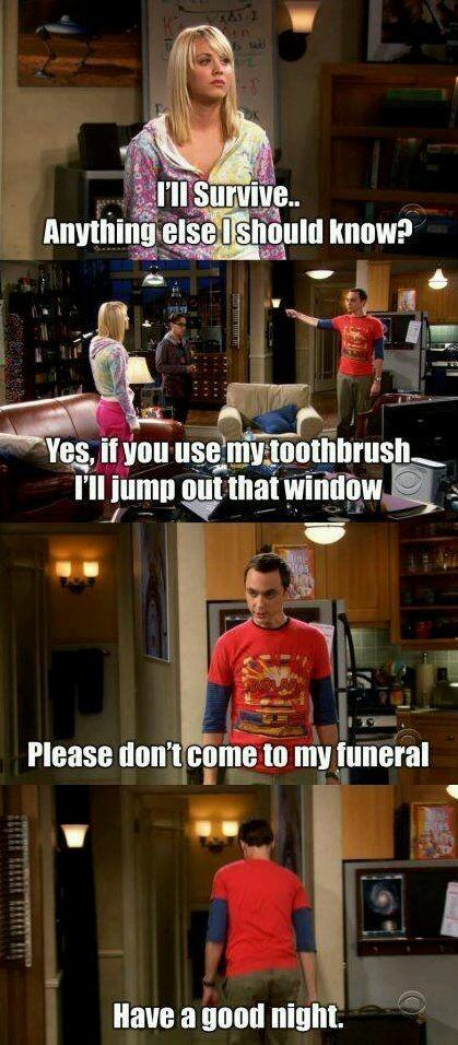 Sheldon knows whats up - meme