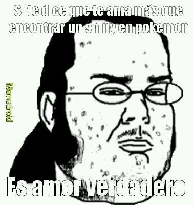 FOLA un SHINY!!!!! - meme