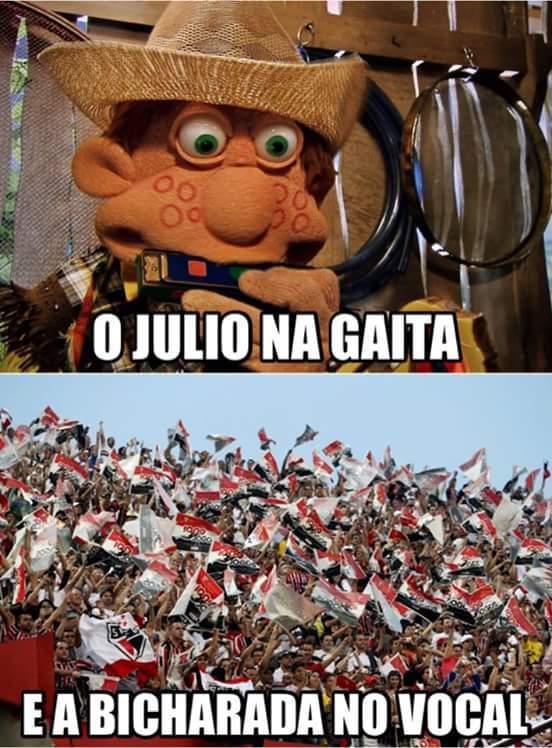 Nao gosto de futebol mas ri nessa - meme