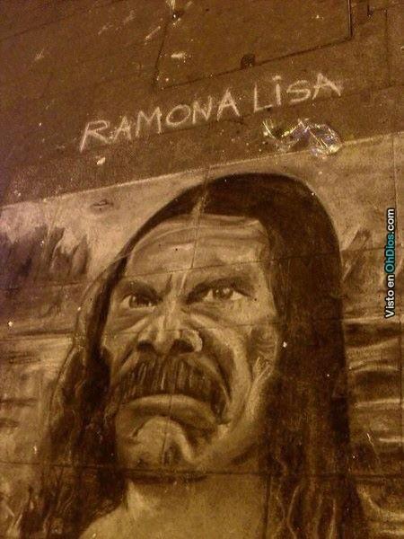 Ramona lisa - meme