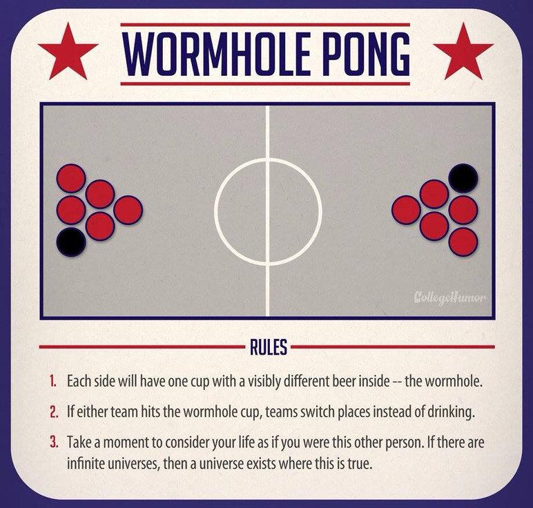 Wormhole Pong - meme