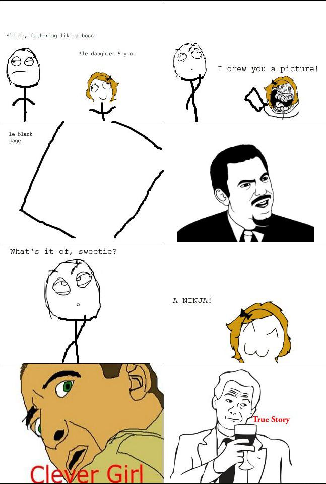 Clever girl - meme