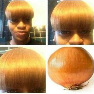 Peinado estiloso xD - meme