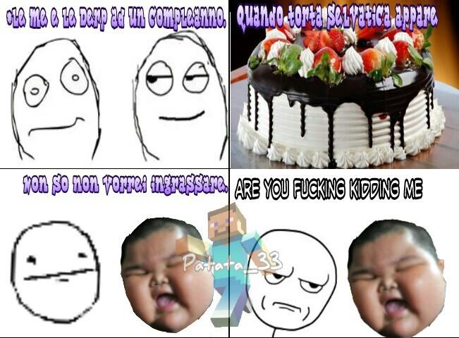 *le compleanno - meme