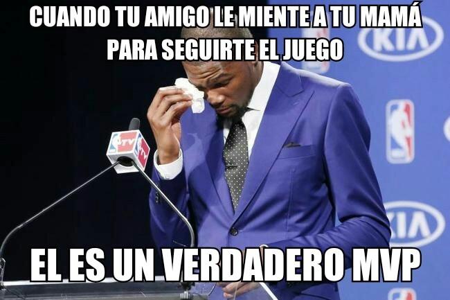 Real MVP - meme
