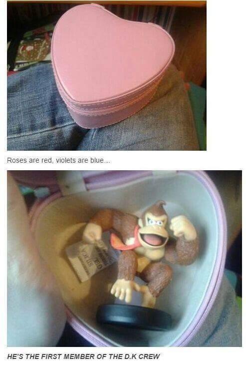 D.K. Donkey Kong! - meme