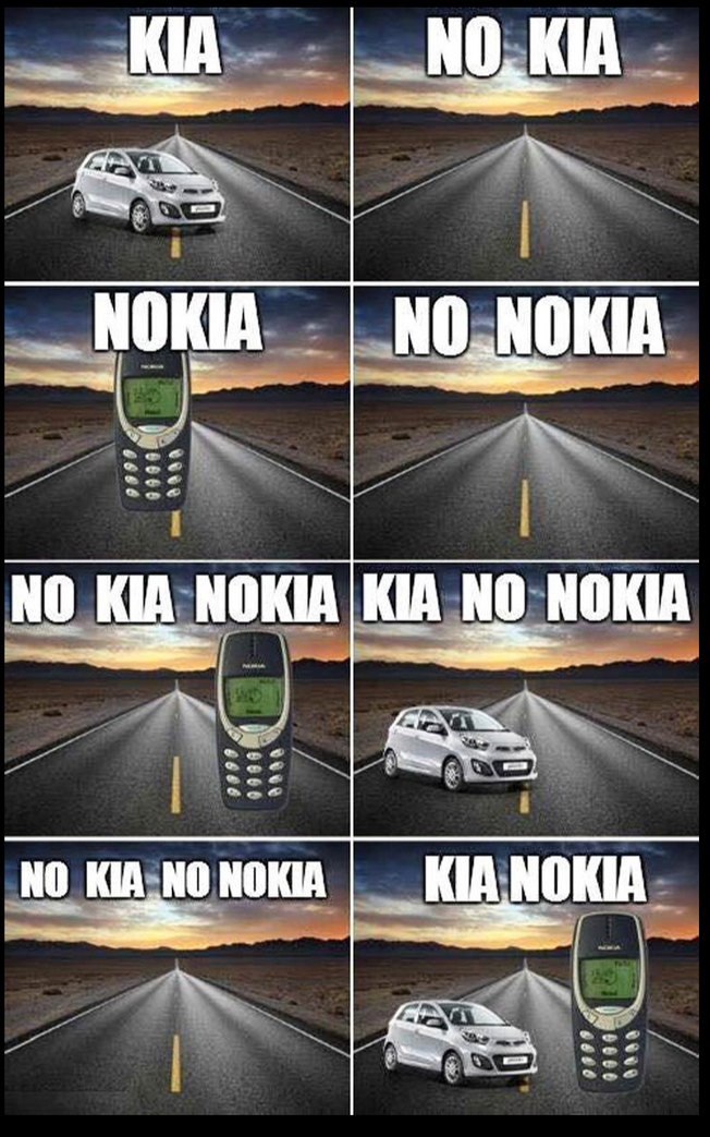 Nokia 3310 the best - meme